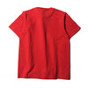 RIBBON CLASSIC TEE - RED (225108197397)