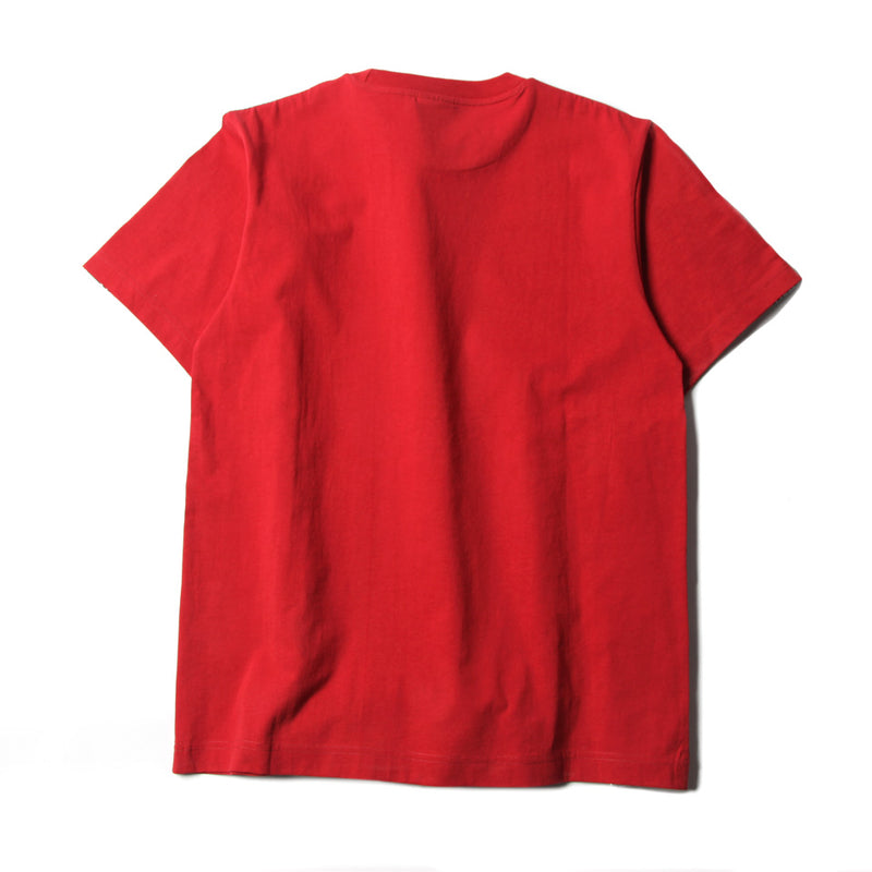 RIBBON CLASSIC TEE - RED