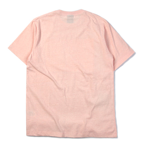 SNOW CLASSIC TEE - PINK