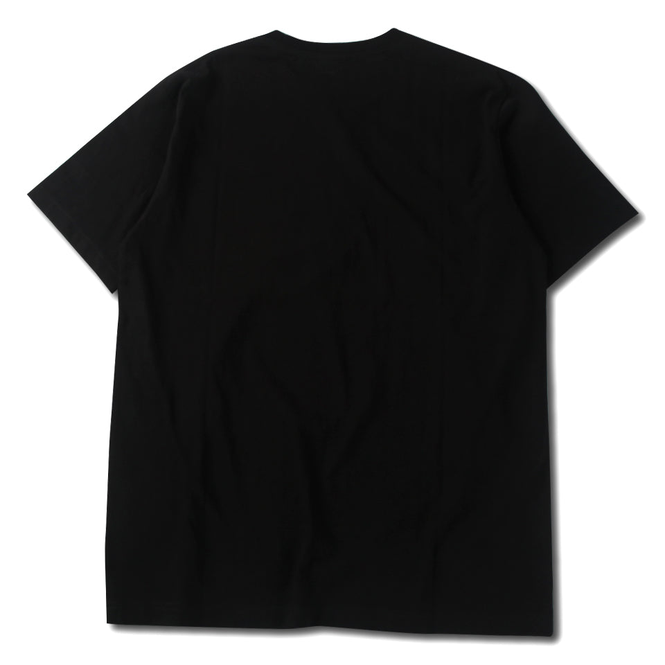 LMA FINGER TEE - BLACK