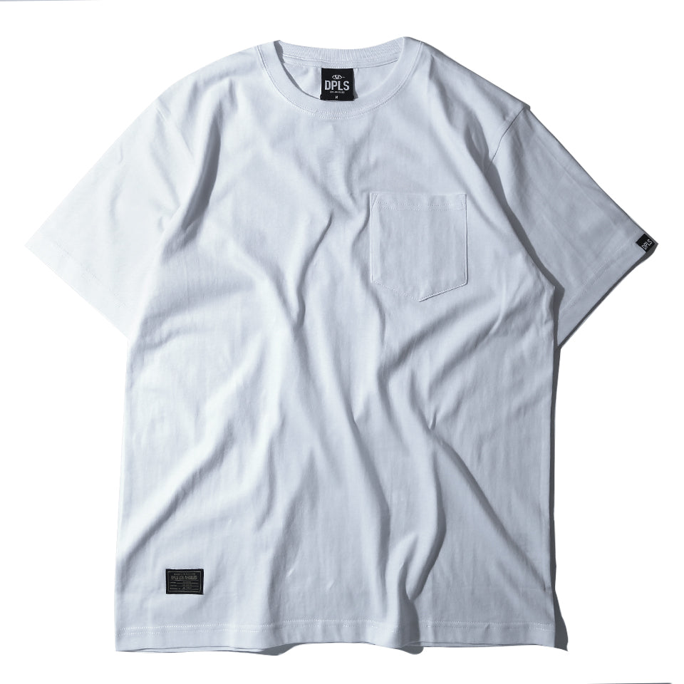 SPECIAL FORCES POCKET TEE - WHITE