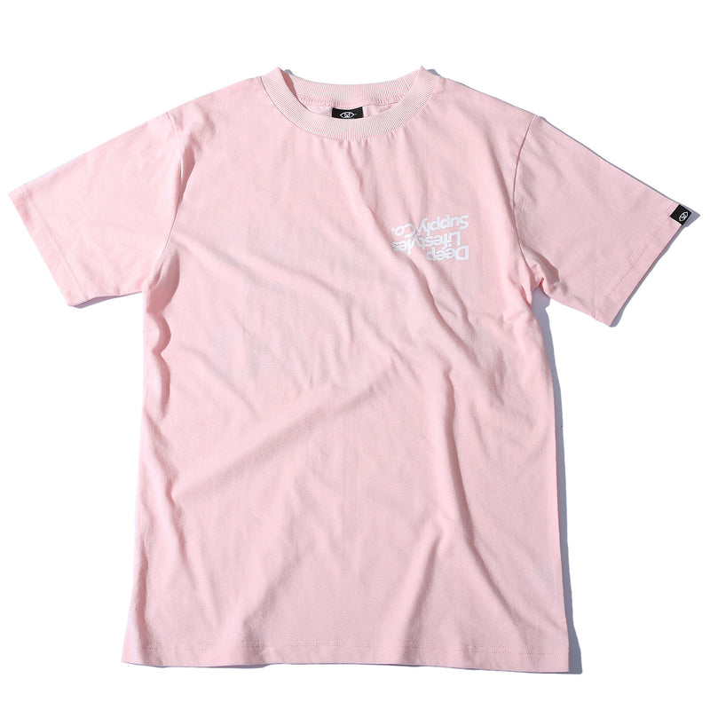 UP DOWN CLASSIC TEE - PINK (11929003925)