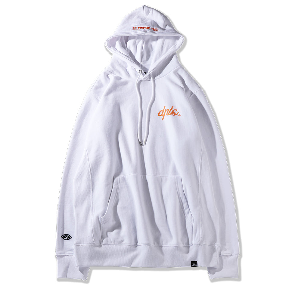 D NATION HOODIE - WHITE