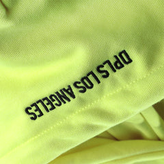 D NATION HOODIE - NEON YELLOW