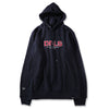 TIGER NATION ZIP-UP JACKET - BLACK