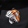 TIGER NATION ZIP-UP JACKET - BLACK (1483243585607)