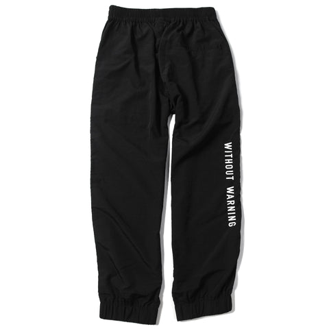 WITHOUT WARNING PANTS- BLACK