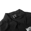 WITHOUT WARNING COACH JACKET- BLACK (1335176953927)