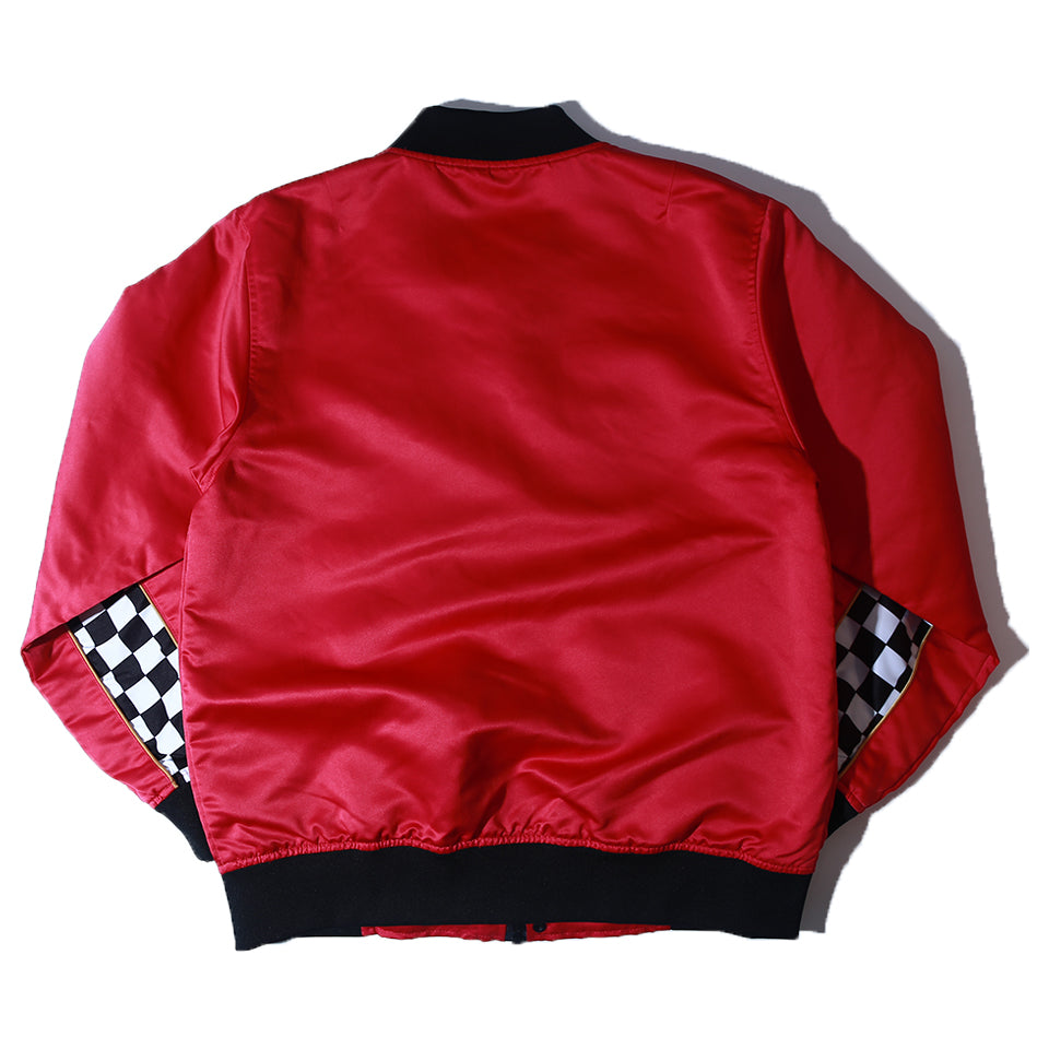 FACTORY RACING JACKET - RED