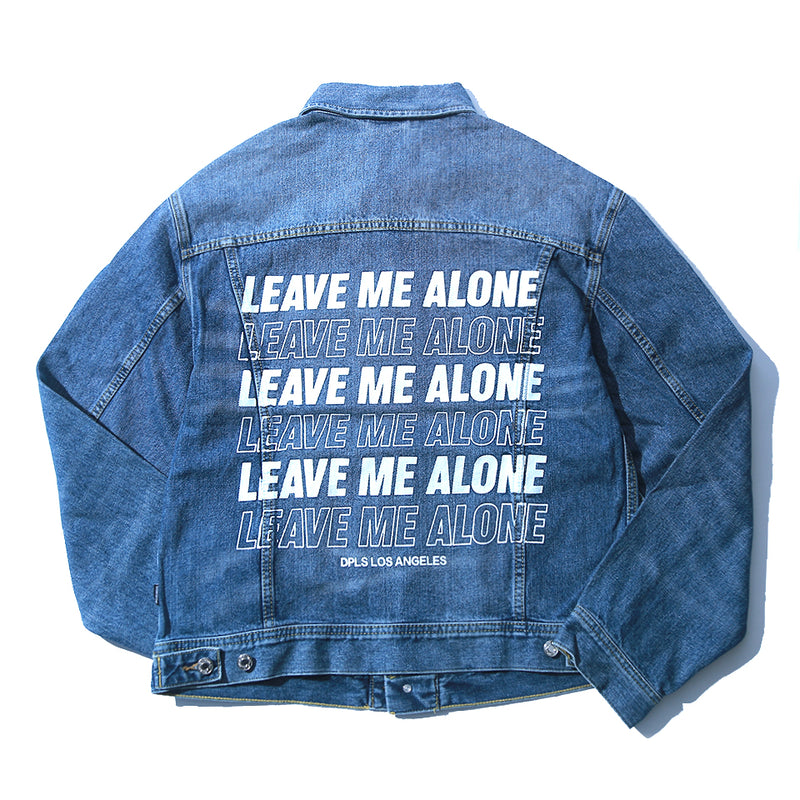 BOLD LMA DENIM JACKET
