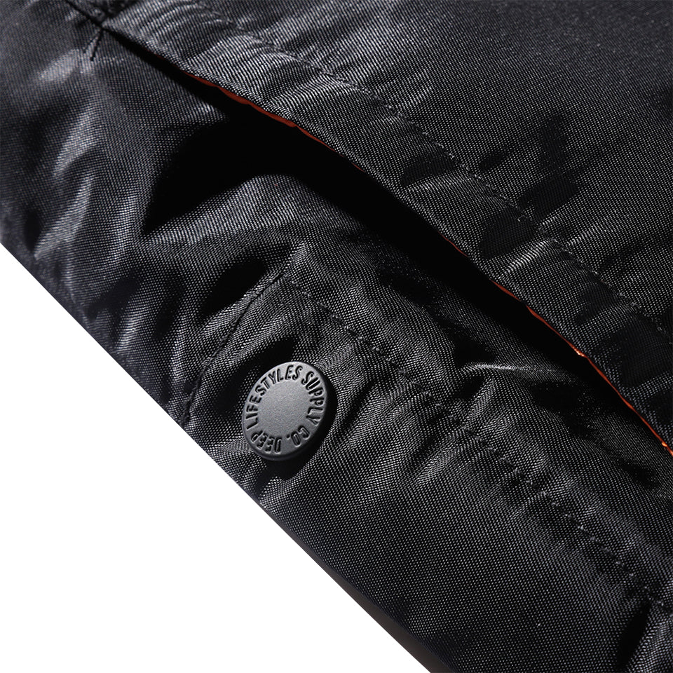 TIGER LIMITED EDITION JACKET - BLACK