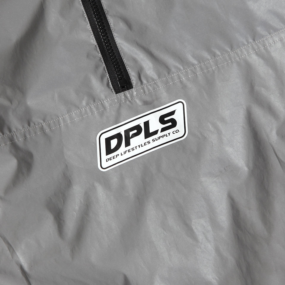 DPLS LIGHT JACKET - BLACK MULTI