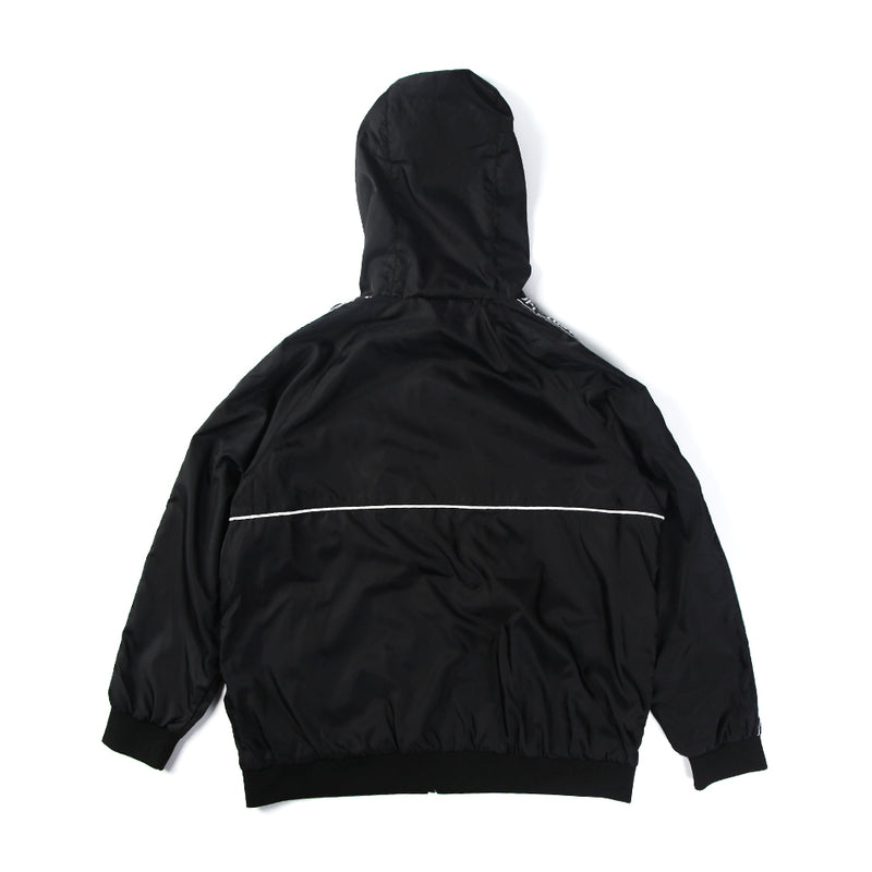 DPLS TAPE JACKET - BLACK