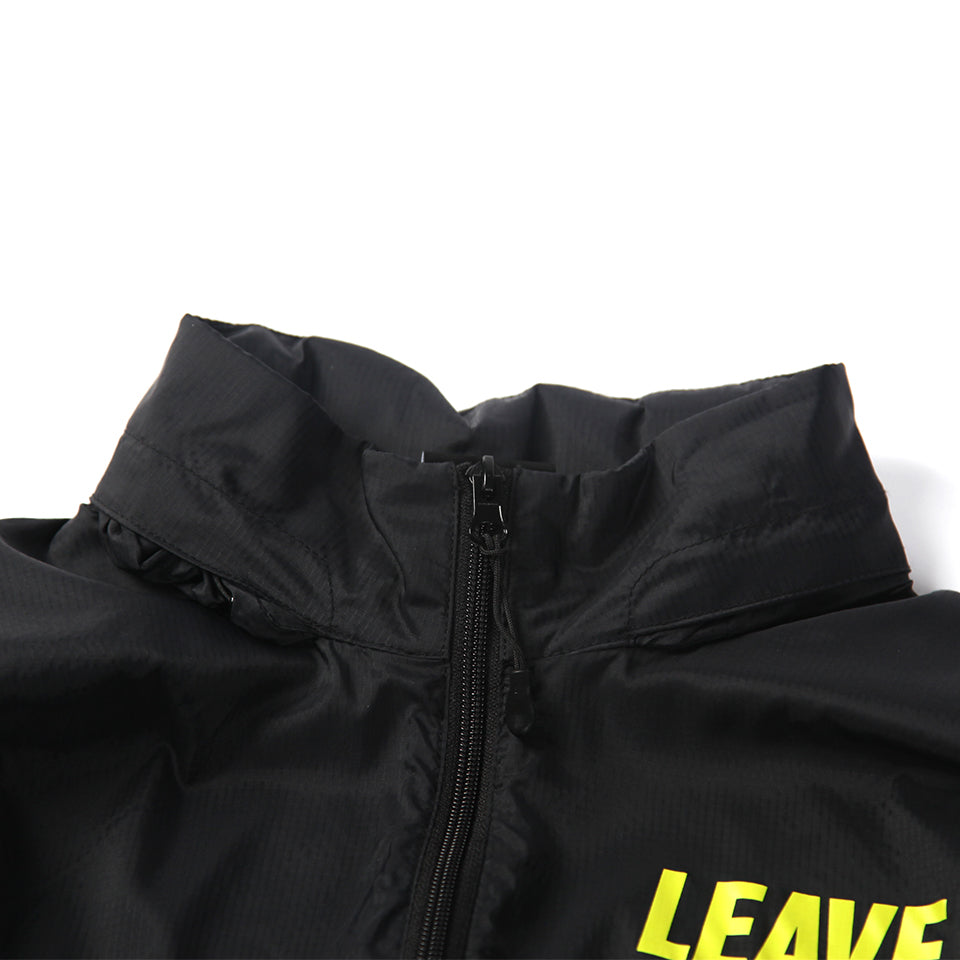 BOLD LMA LIGHT JACKET - BLACK