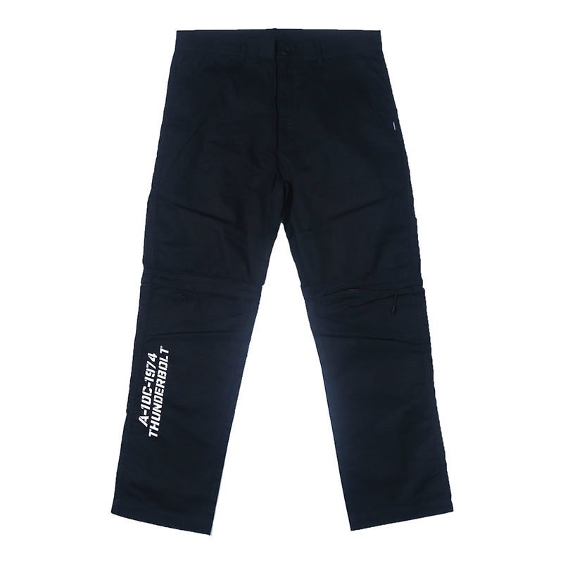 FLYING TIGER PANTS - BLACK