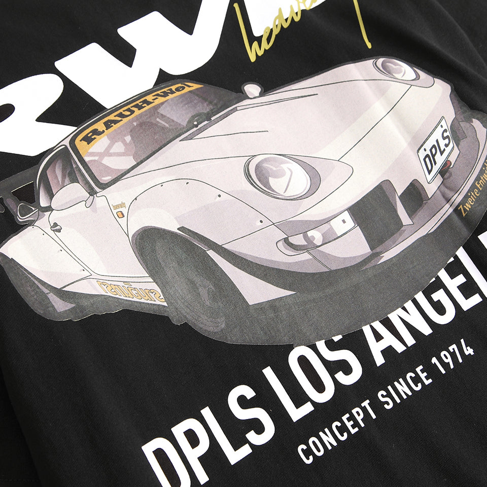 HEAVENLY PORSCHE TEE