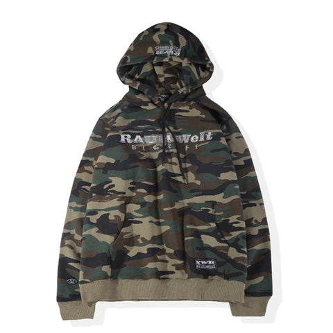 DPLS X RWB DOWN JACKET - BLACK
