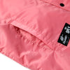 PINK COACH JACKET RON ENGLISH - ICE CREAM CONE