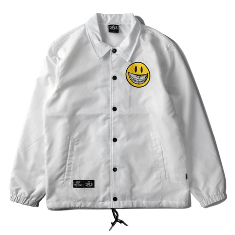 SCRIPT CANVAS JACKET