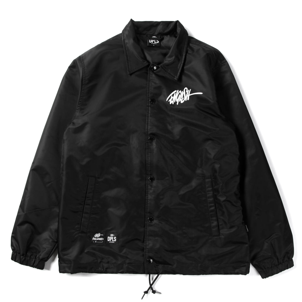 COACH JACKET - MC SUPERSIZED