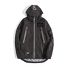 BLANK SHELL JACKET - BLACK