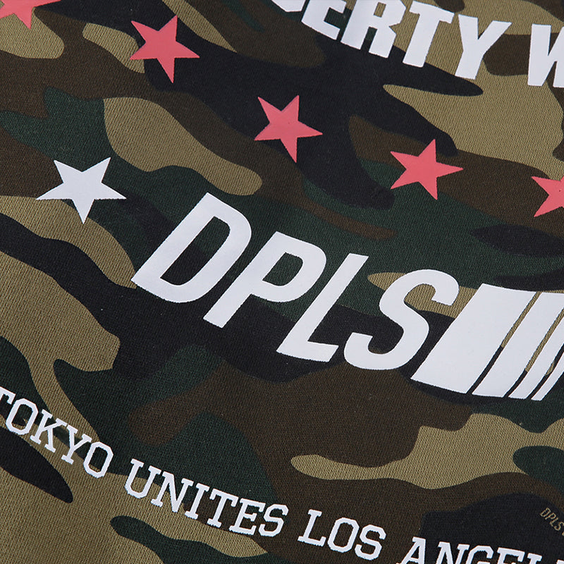 DPLS X LIBERTY WALK REVERSIBLE QUILTED JACKET (1598625251399)