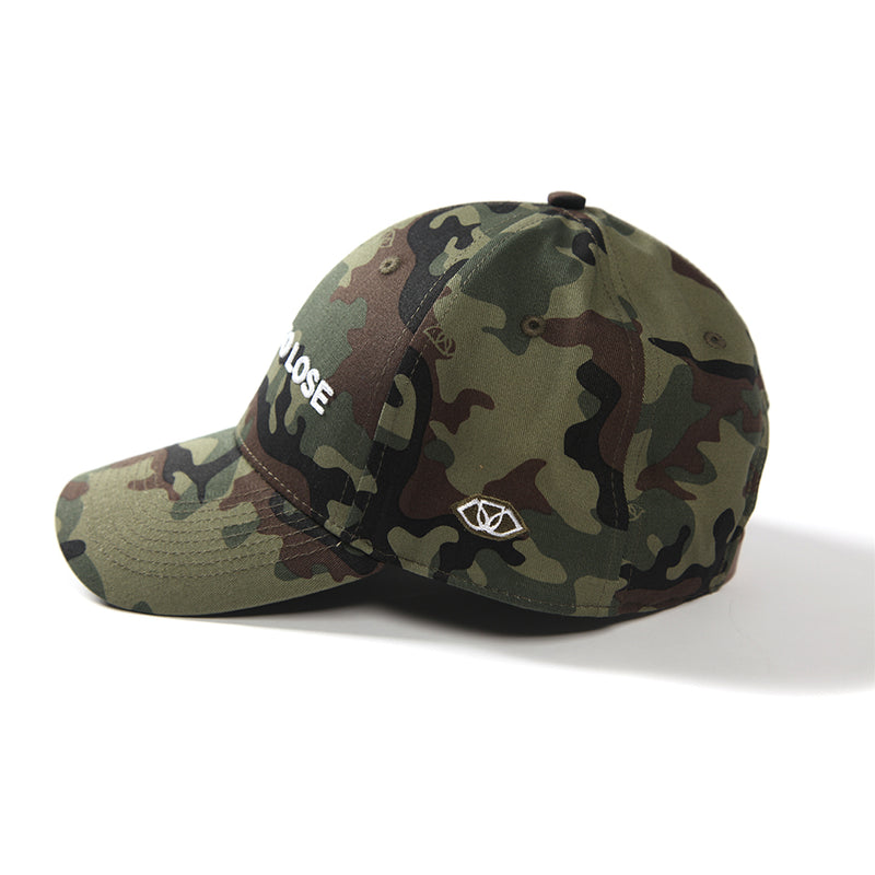 NOTHING TO LOSE POLO CAP - OLIVE