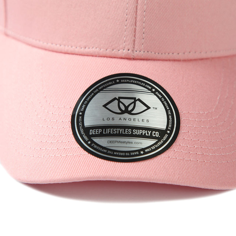 NOTHING TO LOSE POLO CAP - PINK (225208860693)