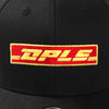 DPLS COURIER POLO CAP - BLACK (225195065365)