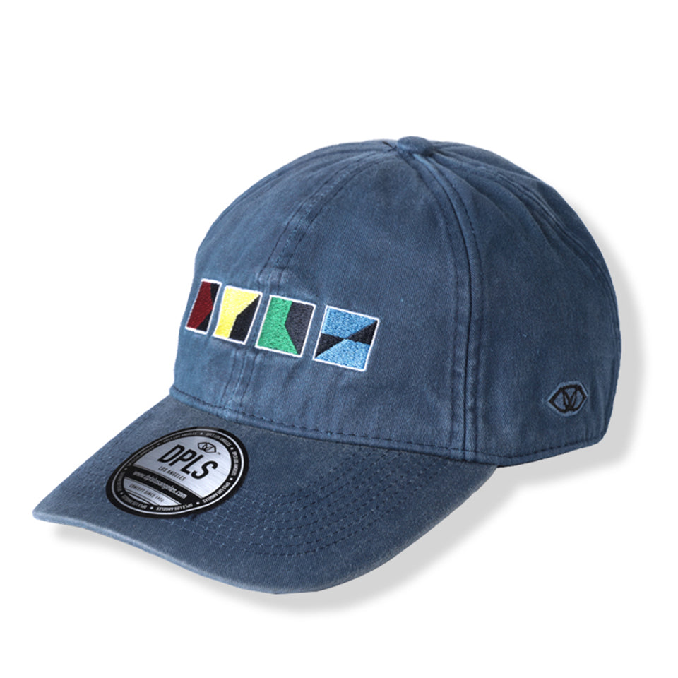 CMYK POLO CAP - BLUE (1487354462279)