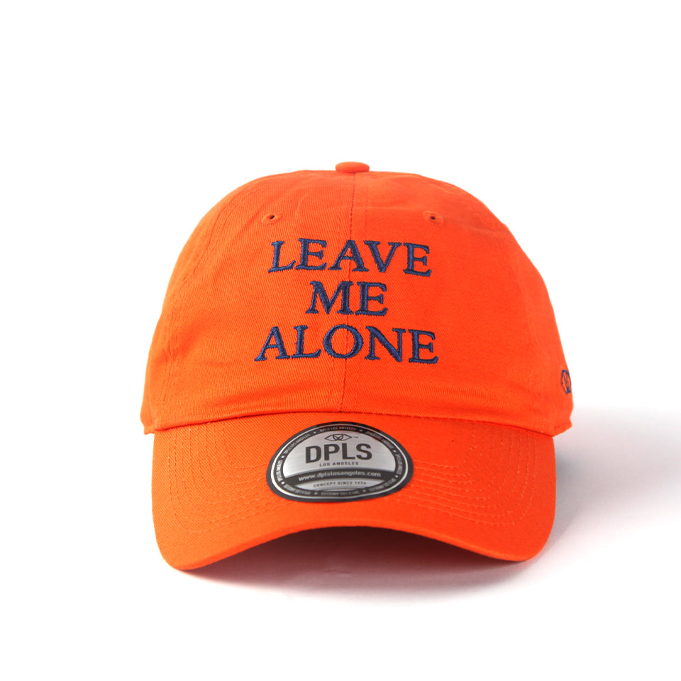 LMA POLO CAP - ORANGE