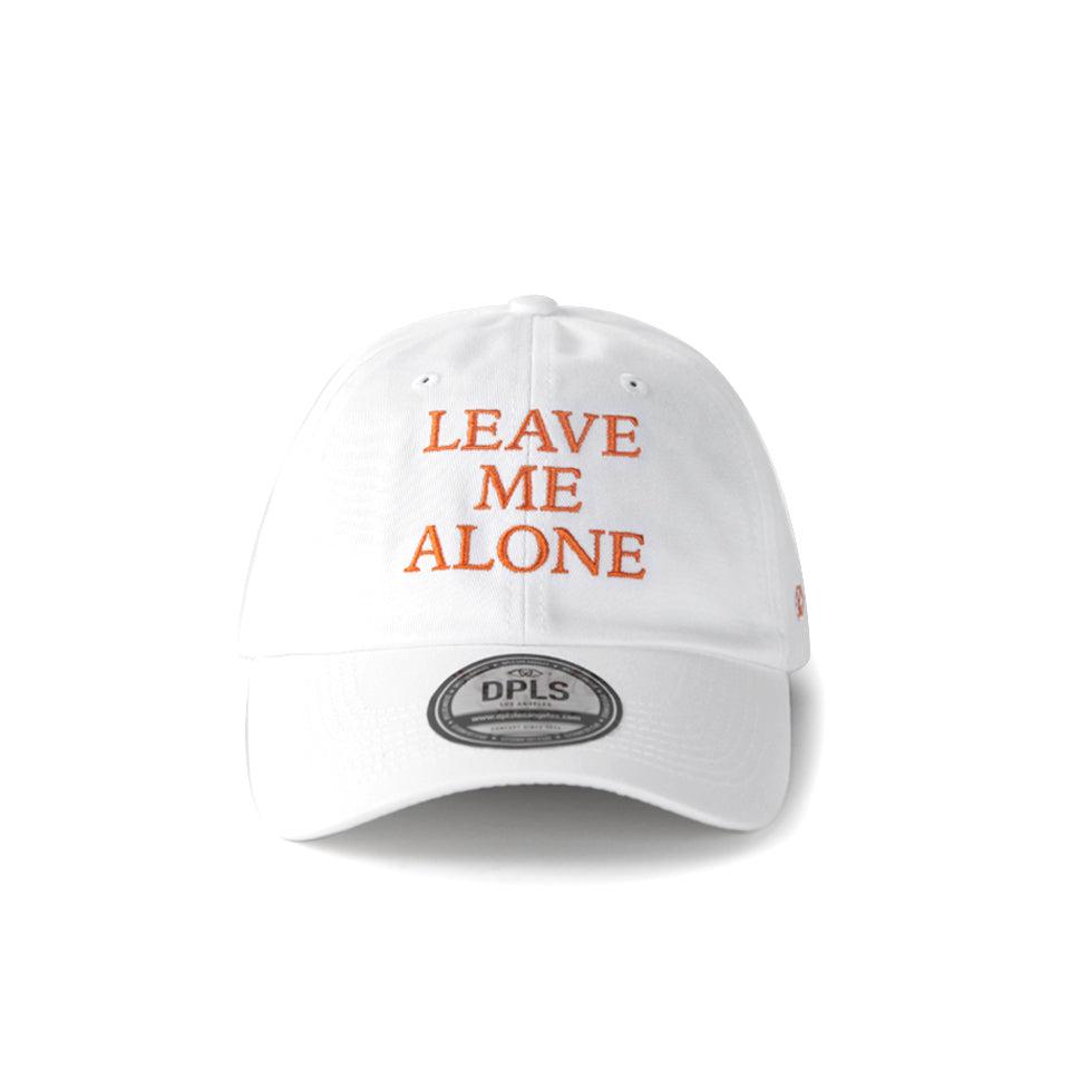 LMA POLO CAP - WHITE