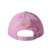 RON ENGLISH ICE CREAM CONE POLO CAP - PINK (1590781444167)