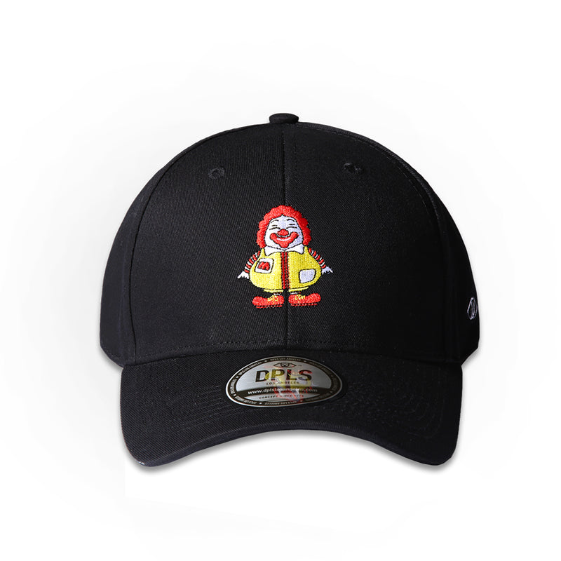 DPLS X RON ENGLISH MC SUPERSIZED POLO CAP (1590782427207)