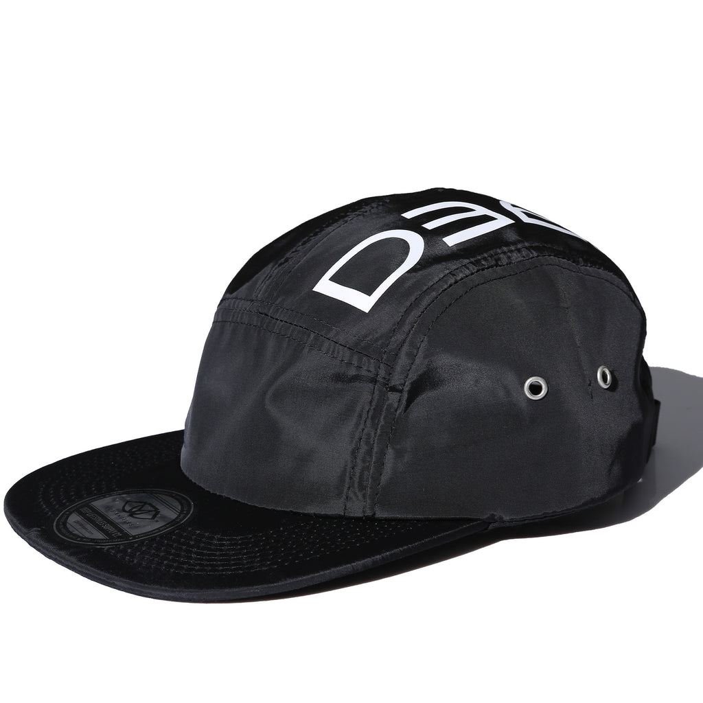 MIKA CAMPER HAT - BLACK