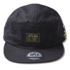 BASIC CAMPER HAT - BLACK (1482385752135)