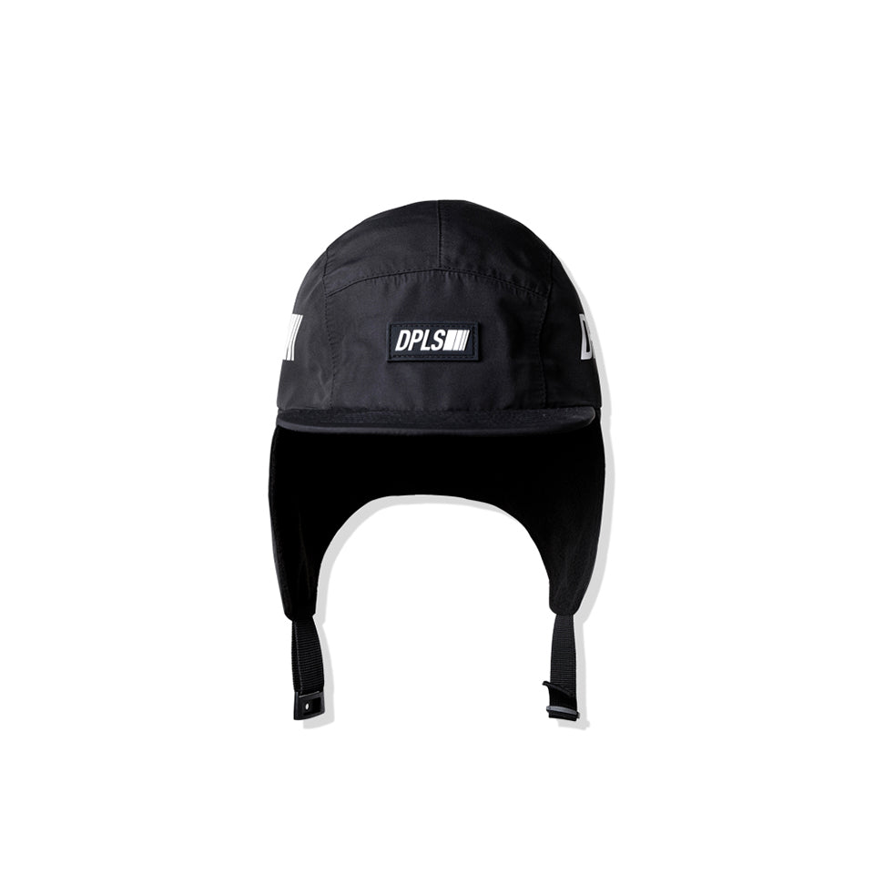 DPLS SQUAD DOG EAR VOLLEY HAT - BLACK