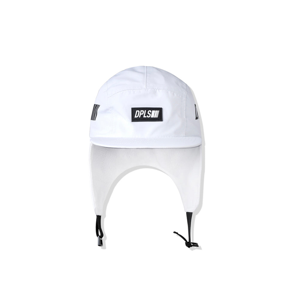 DPLS SQUAD DOG EAR VOLLEY HAT - WHITE