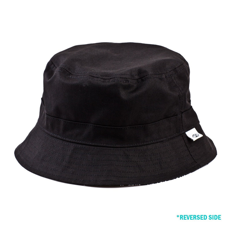 TAJ BUCKET HAT - BLACK (5567957126)