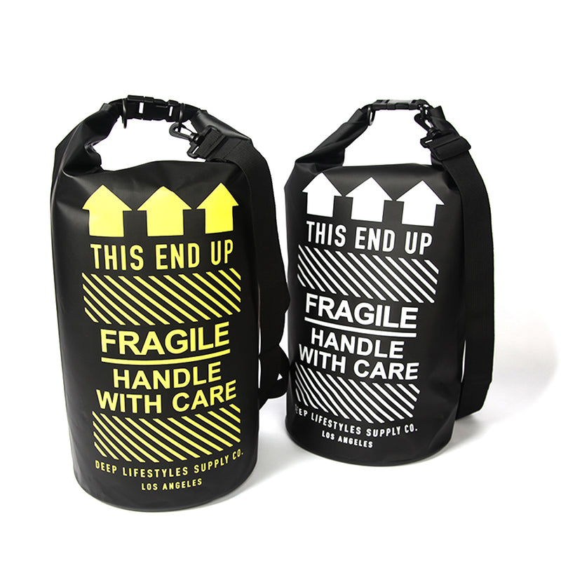 DPLS DRY BAG 20L - BLACK/YELLOW (225640316949)