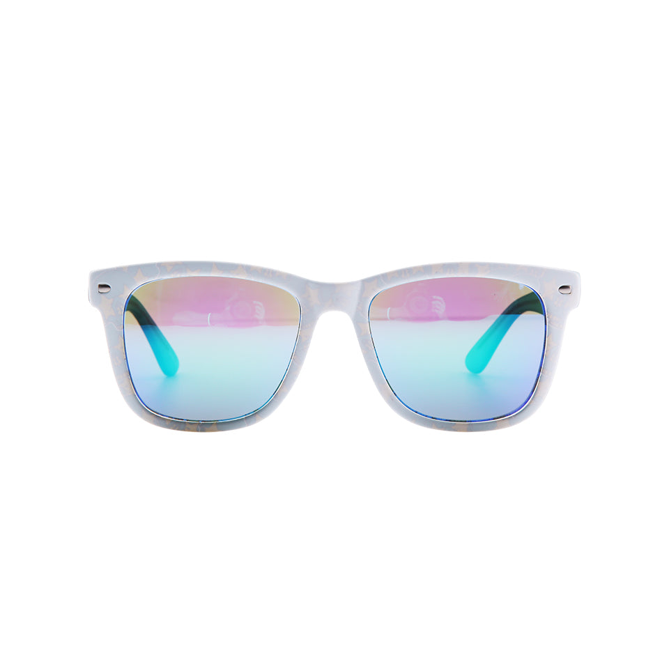 SUNGLASSES - STAR SKULL RON ENGLISH  (1590789636167)
