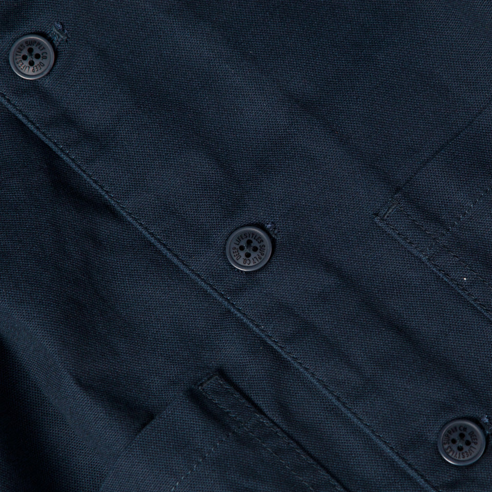 DPLS WORKER JACKET - NAVY