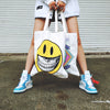 TOTE BAG - SMILEY FACE (1590792519751)