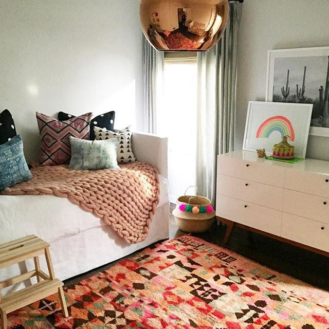Boho Modern Design Inspiration - The Top 5 Instagram Accounts to follow.