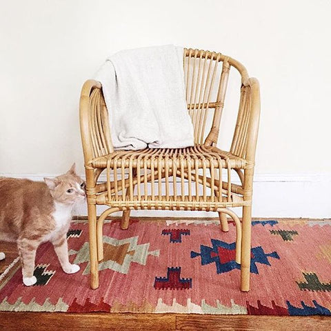 "Design Sponge ""rug and weave"""