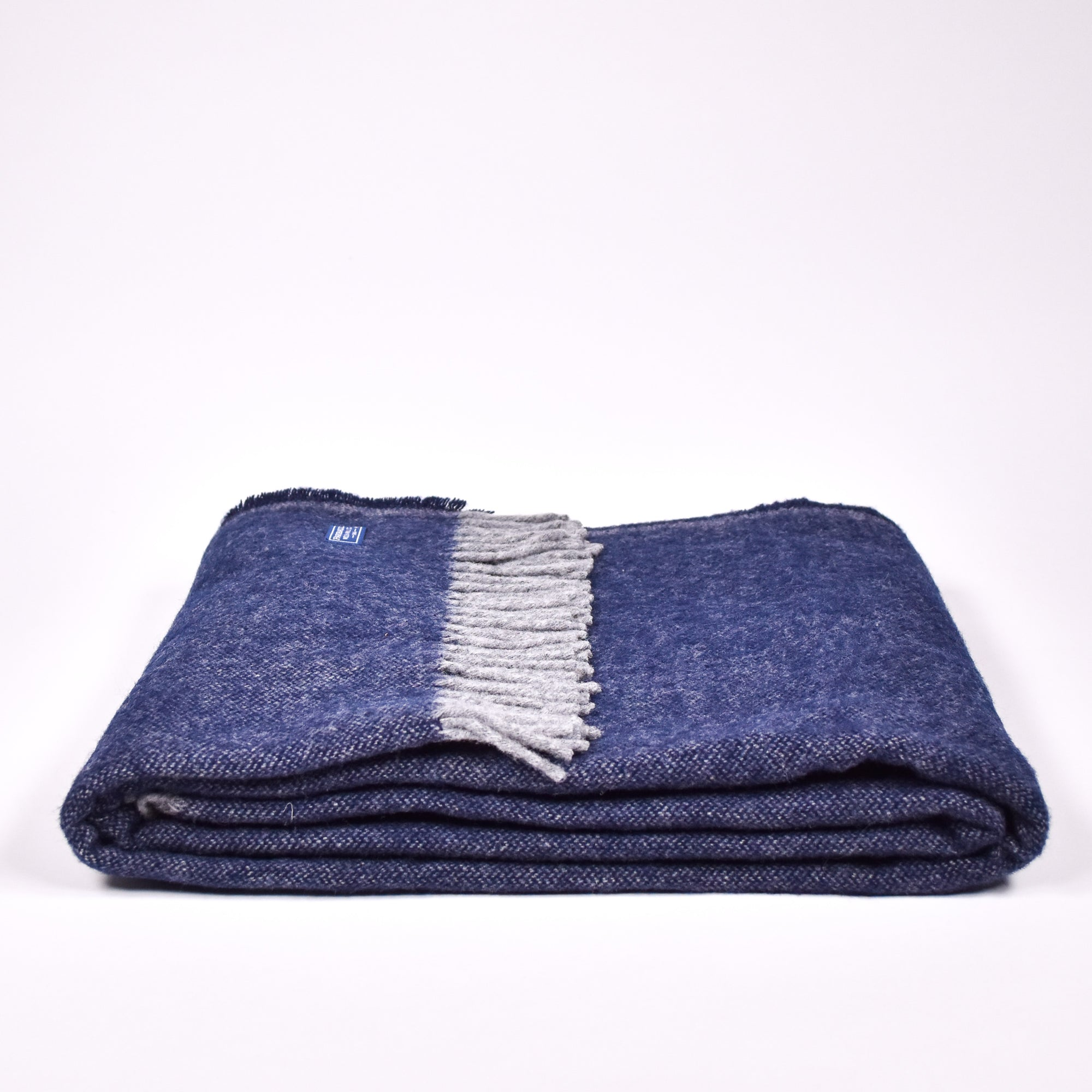 Fairbault Wool Throw - Rug & Weave