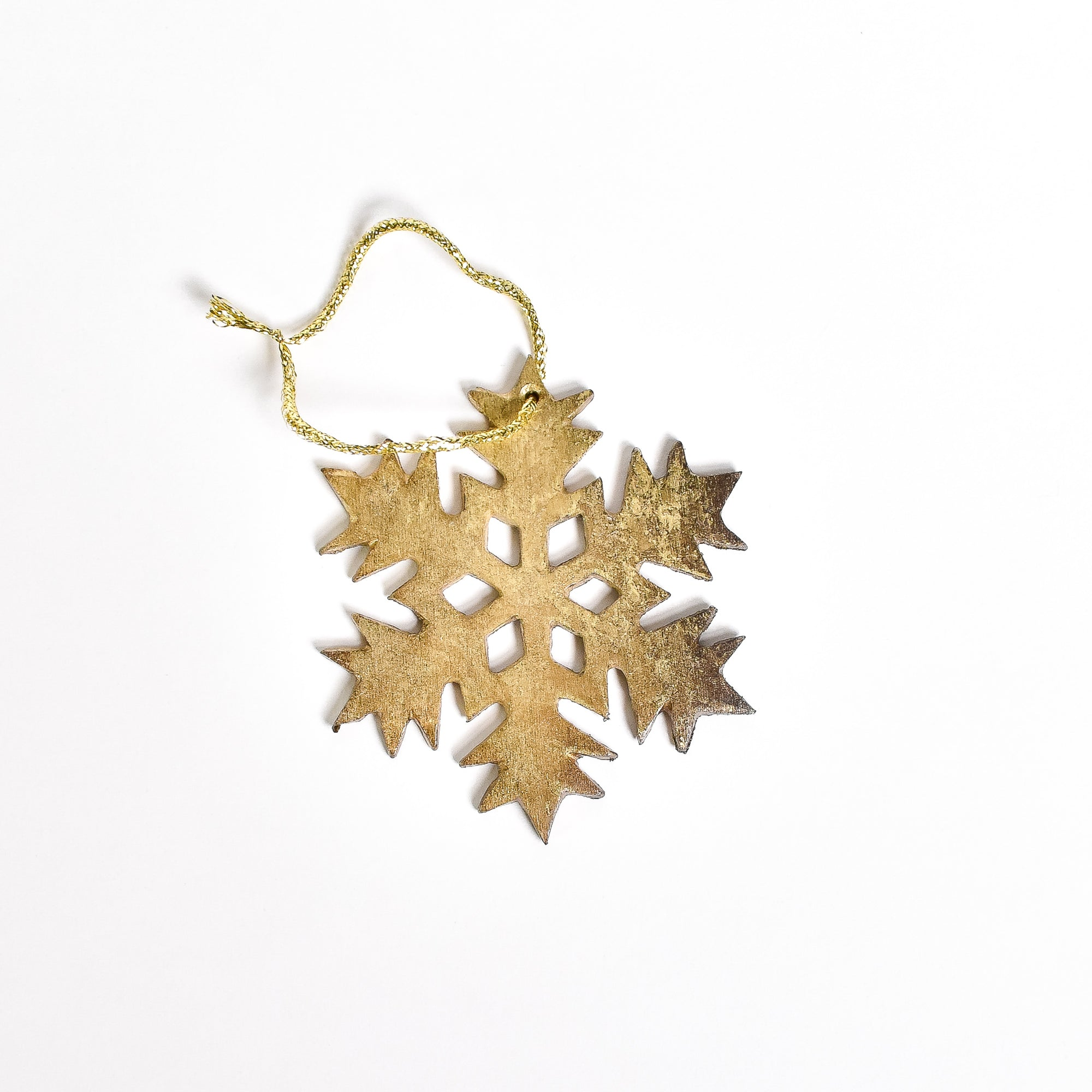 Snowflake Tree Ornament