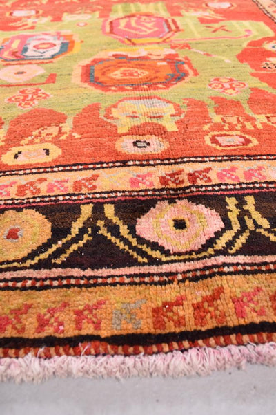 "Antique Caucasian 4'3"" x 7'1"""