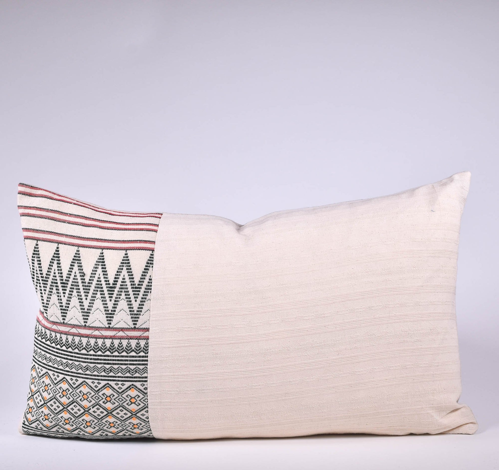 Naga Tribal Pillow - Rug & Weave