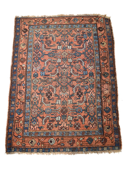 "antique Malayer 3'0"" x 4'0"" - Rug & Weave"
